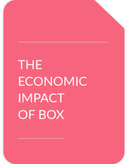The Economic Impact of Box