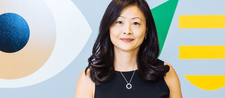 Inhi Cho Suh, General Manager of Watson Work and Collaboration Solutions at IBM