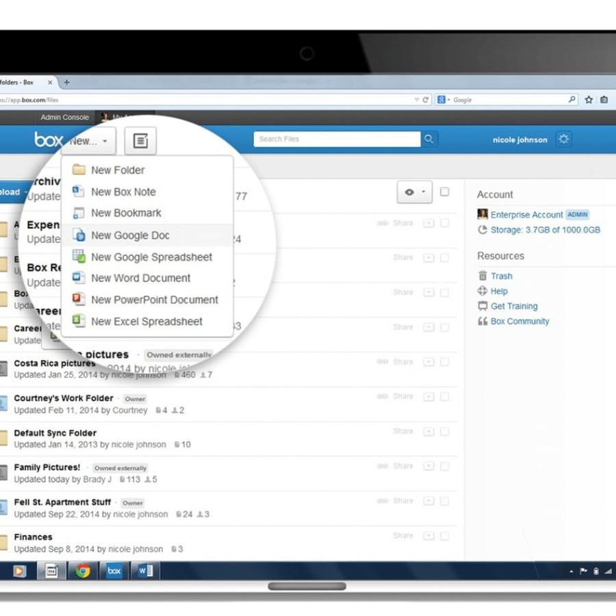 Box collaboration sharepoint alternative.