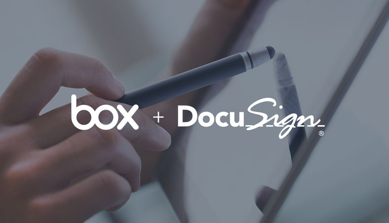 Box and Docusign
