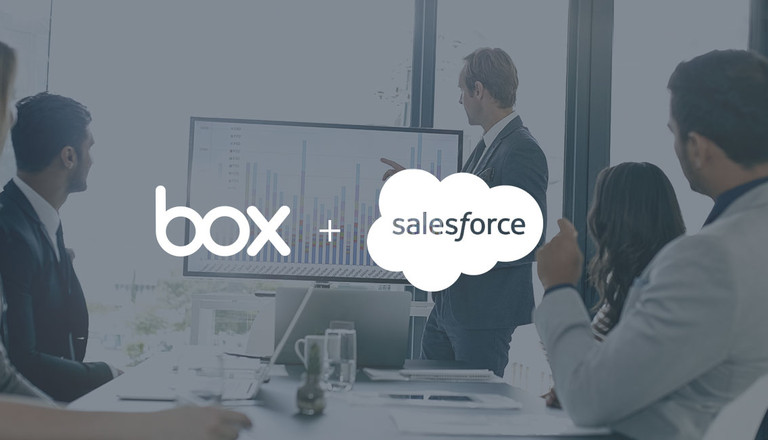 Box and Salesforce