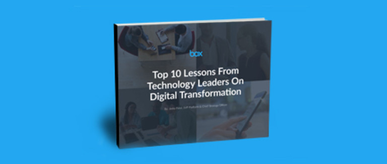 10 Lessons from Tech Leaders on Digital Transformation